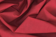 Red Cotton Voile Fabric