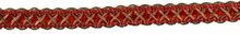 Renaissance Trim Red and Gold