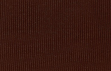Rib Knit Fabric Chocolate
