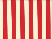 Riley Blake La Creme Stripes Cotton Red