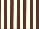 Riley Blake Le Creme Stripe Cotton Brown