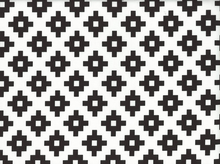 Riley Blake Mod Geometrics Cotton Black