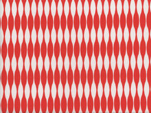 Riley Blake Mod Studio Stripe Cotton Red
