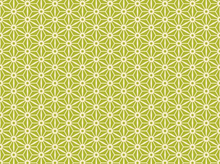 Riley Blake Sidewalks Geometric Cotton Fabric Green
