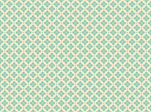 Riley Blake Sidewalks Hopscotch Cotton Fabric Teal