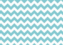 Riley Blake Small Chevron Jersey Knit Aqua