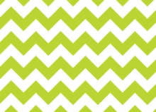 Riley Blake Small Chevron Jersey Knit Lime