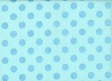 Riley Blake Sparkle Dots Aqua