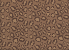 Riley Blake Wild Thing Leopard Cotton Brown