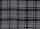 Robert Kaufman Mammoth Plaid Flannel Grey