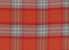 Robert Kaufman Mammoth Plaid Flannel Orange Spice