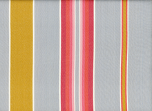 Robert Kaufman Serape Stripe Cotton Grey