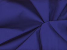 Royal Blue Cotton Voile Fabric
