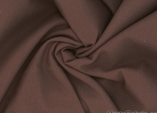Santa Fe Linen Fabric Chocolate