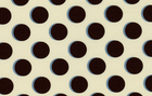 Shadow Dot Fabric Cream