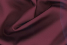 Silk Cotton Sateen Fabric Aubergine