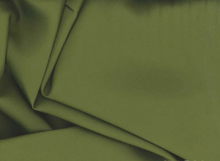 Silk Cotton Sateen Fabric Grass