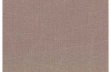 Silk Cotton Sateen Fabric Taupe