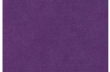 Silk Cotton Sateen Fabric Violet