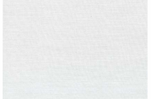 Silk Cotton Sateen Fabric White