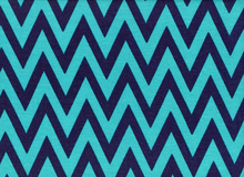 "Small Chevron Jersey Blue & Teal  <br><FONT COLOR=""fc7db0"">Employee Favorite!</FONT>"