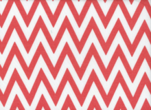 "Small Chevron Jersey Coral & White  <br><FONT COLOR=""fc7db0"">Employee Favorite!</FONT>"