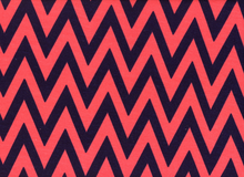 "Small Chevron Jersey Navy & Coral  <br><FONT COLOR=""fc7db0"">Employee Favorite!</FONT>"