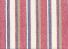South American Stripe Red