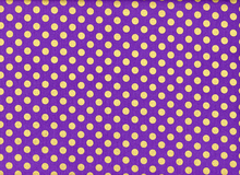Spot On Metallic Dots Purple