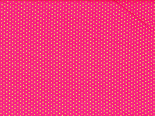 Spot On Metallic Mini Dots Pink