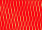 Spot On Metallic Mini Dots Red