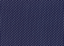 Spot On Pin Dots Navy Blue