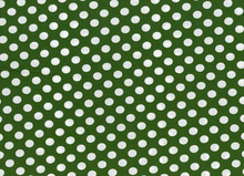 Spot On Polka Dots Grass Green