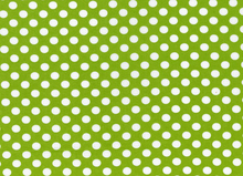 Spot On Polka Dots Lime