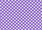 Spot On Polka Dots Violet Purple