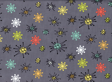 Star Jacks Cotton Grey