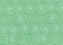 Stitch Square Cotton Mint