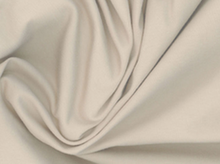 Stretch Knit  Modal Fabric Cream