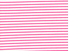 Stripe Swimwear Knit Hot Pink