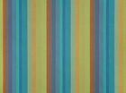 Sunbrella Astoria Stripe Canvas Lagoon
