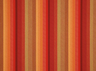 Sunbrella Astoria Stripe Canvas Sunset