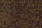 Sunset Polka Dot Fabric by Patrick Lose