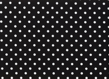 Swimwear Dot Black and White