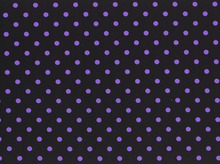 Swimwear Dots Black and Purple