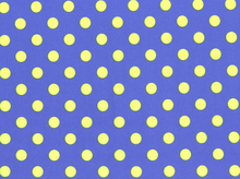 Swimwear Dots Periwinkle and Lime