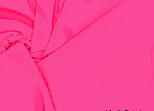 Swimwear Lining Knit Fabric Hot Pink