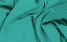 Teal Tahari Satin Fabric