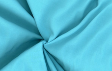 Turquoise Blue Rayon Batiste