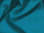 Turquoise Cotton Linen Fabric by Echino