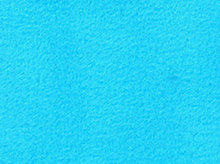 Turquoise Fleece Fabric